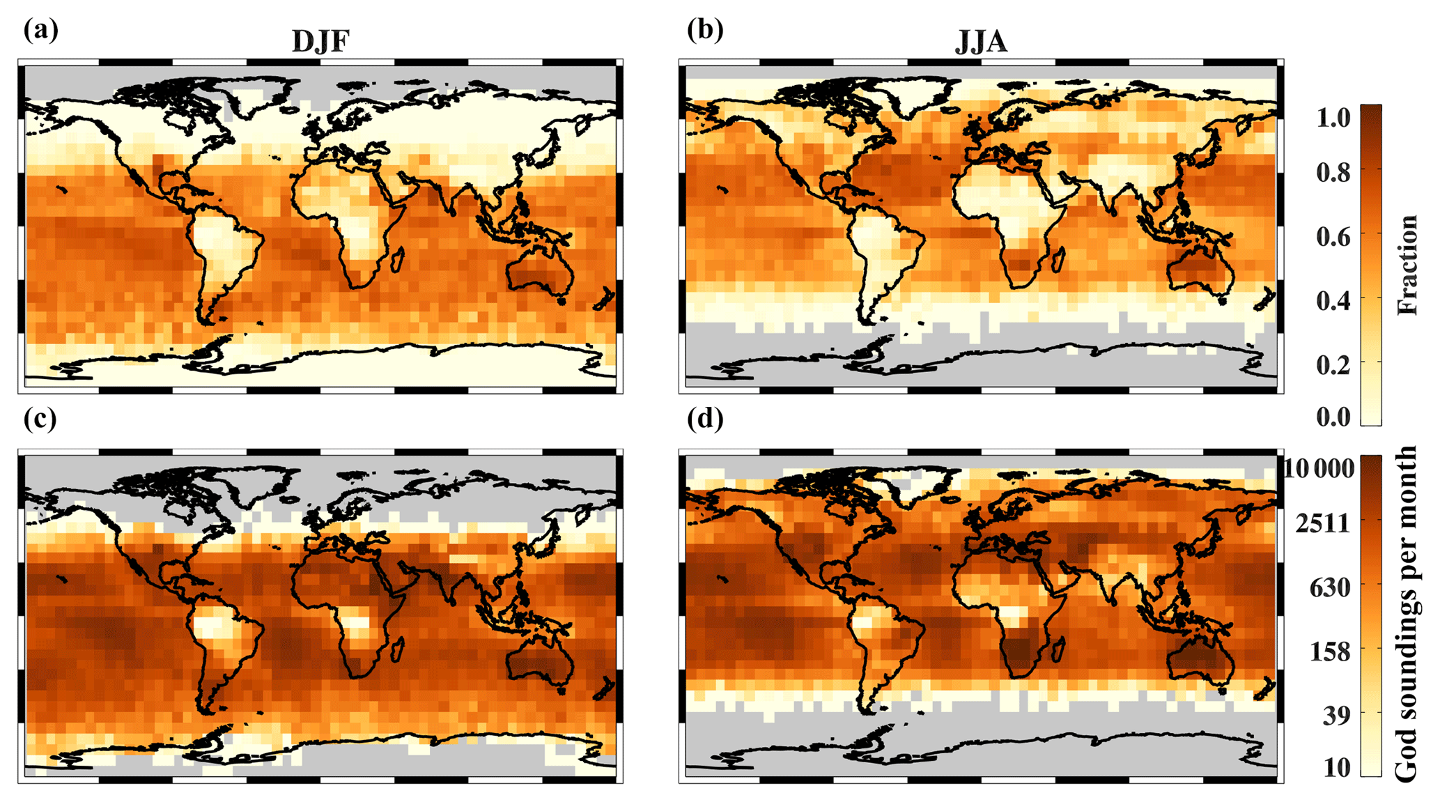 AMT - Improved retrievals of carbon dioxide from Orbiting
