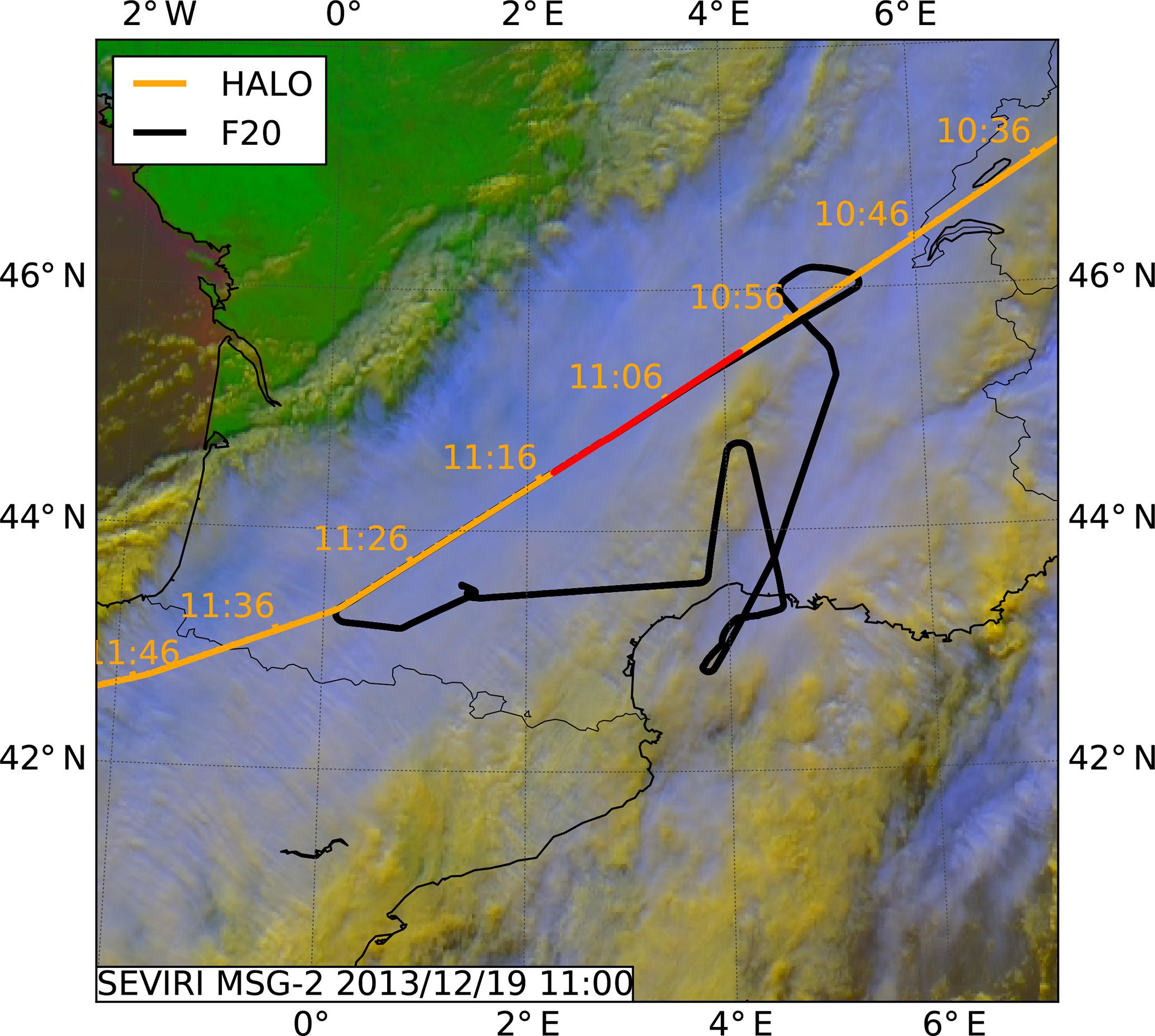 AMT - Calibration of a 35 GHz airborne cloud radar: lessons